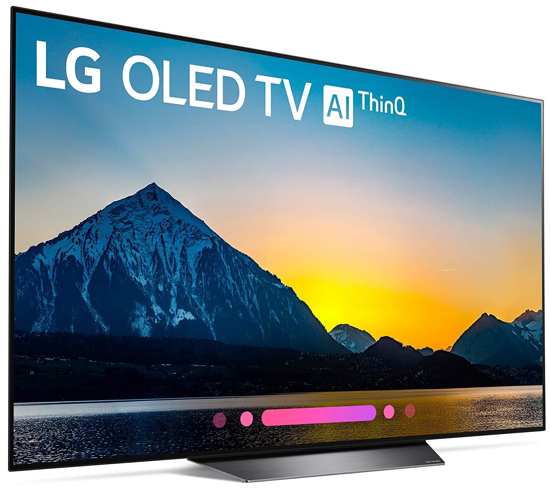 Best OLED TVs of 2018